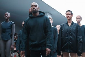 Kanye West for Adidas Ready to Wear Fall Winter 2015 in New York