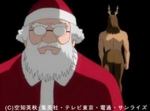 サンタ おもしろ コラ 銀魂