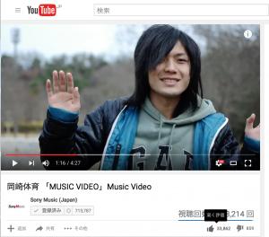 MUSIC VIDEO 寿司くん