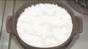 甘々と稲妻 土鍋ご飯