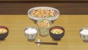 甘々 イカと里芋の煮物